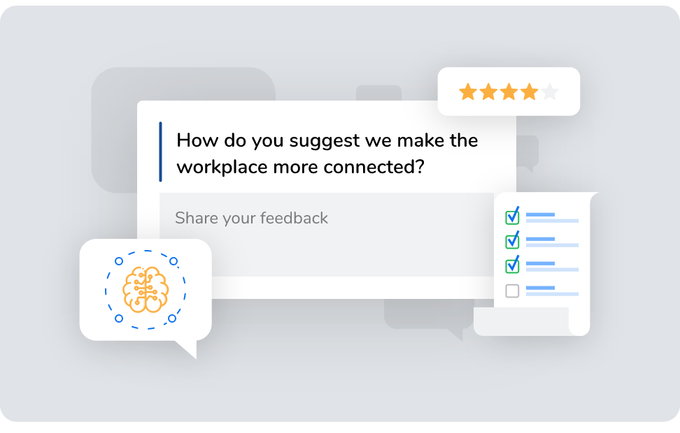 Employee feedback analysis